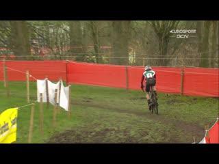 Cyclocross Gullegem 2021. Женщины