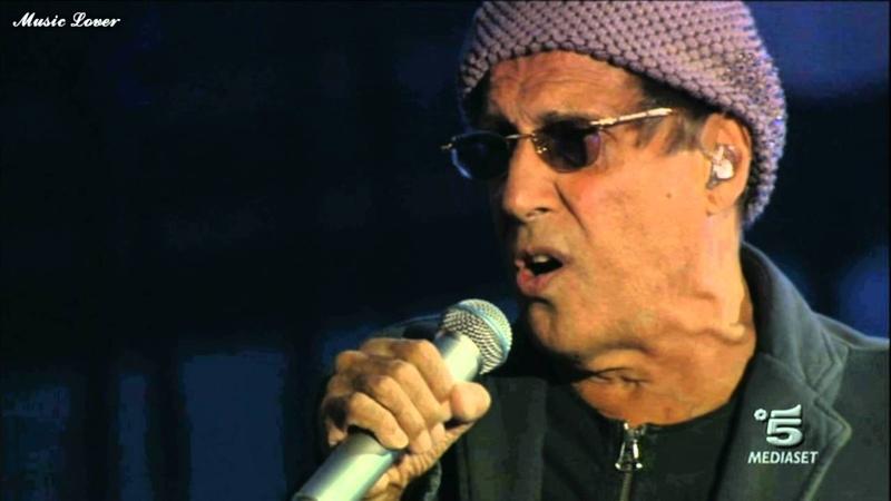 Adriano Celentano Si e' spento il sole Live At Arena di Verona