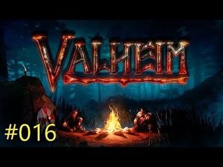 Valheim - 016 - Уничтожение деревни драугов и нашли Костю.