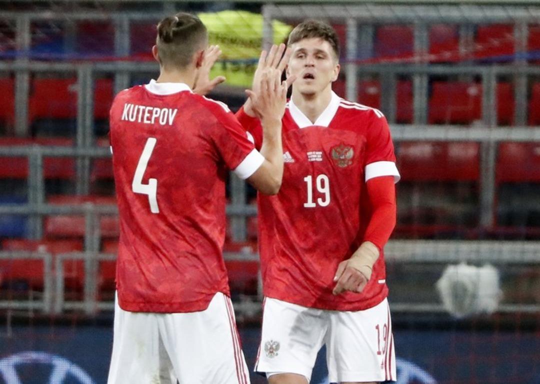 Россия - Швеция, 1:2. Илья Кутепов и Александр Соболев