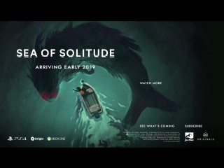 Sea of solitude official teaser trailer ¦ ea play 2018
