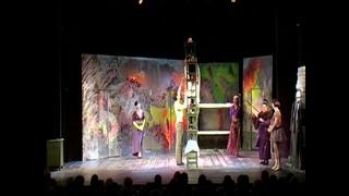 """Евгений Шварц """" Голый король"""", режиссер Владимир Туманов, Театр на Васильевском, 2006 год"""