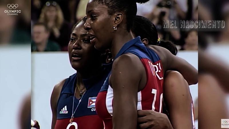 Cuba Team |SPIKE´S vs Russia Sidney 2000