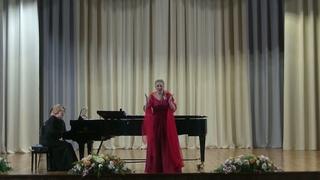 П  Чайковский   Д  Ратгауз   Ночь исполняет Ариадна Гусева меццо-сопрано концертмейстер Нелли Левант