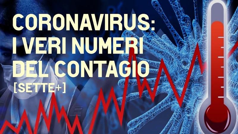 Sette I veri numeri del contagio la doppia morale dell'UE e le primarie in Usa