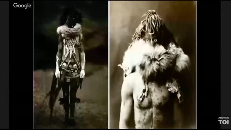 Amer indiens des l'invasion USA en 1881 les buffalos les franc mac étaient présent