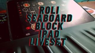 Roli Ipad volca modular and monologue improvisation #electronicmusic #Roli #iosmusicproduction #korg