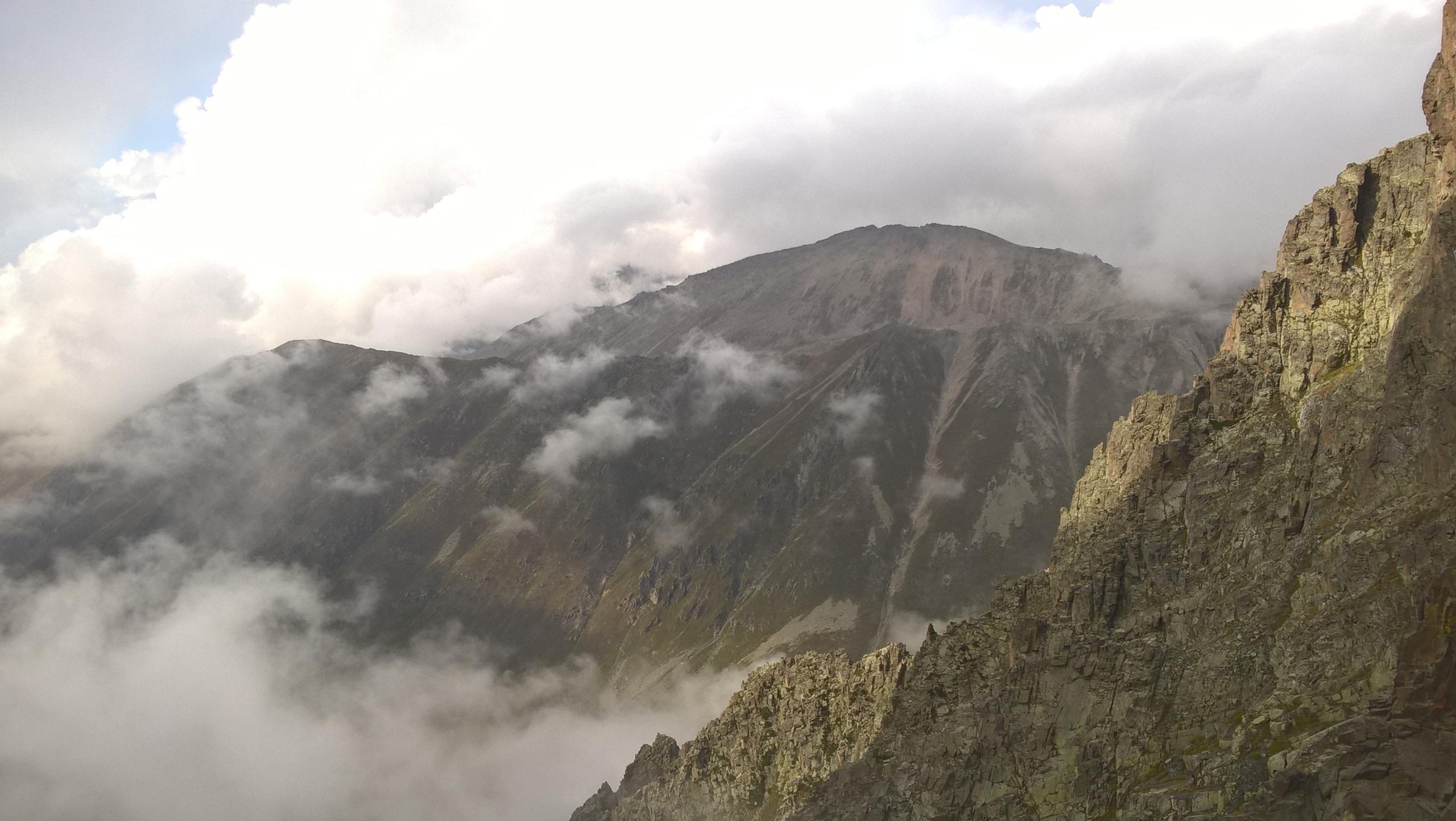 горный массив Качкар в Турции