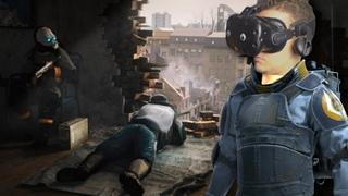 ПО ПУТИ В ОТЕЛЬ ХАЛФ ЛАЙФ 3 ► Half-Life: Alyx VR #3