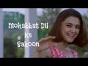 Mohabbat Dil Ka Sakoon Dil Hai Tumhaara Preity Zinta Arjun Rampa SUB ESPAÑOL l HD 720p
