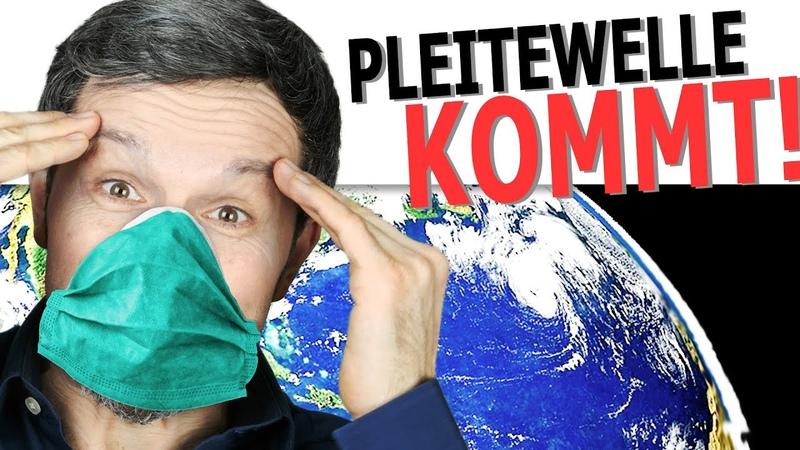 Weltwirtschaftskrise Coronavirus KILLT die Weltwirtschaft
