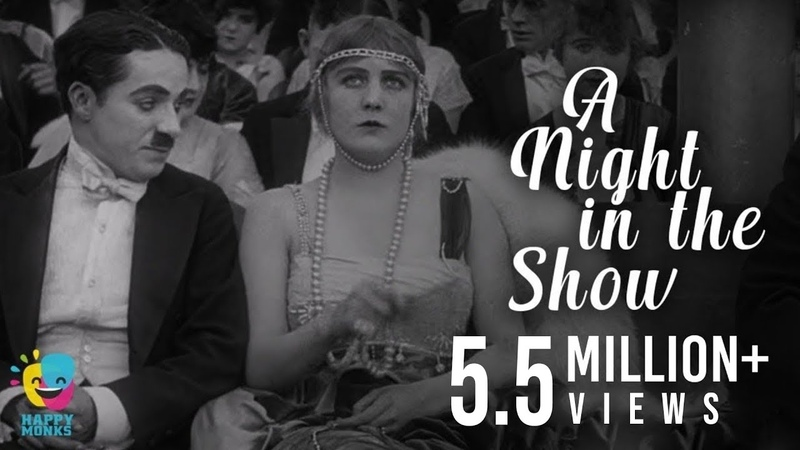 A Night in the Show 1915 Charlie Chaplin Charlotte Mineau Edna Purviance