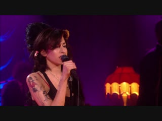 Amy winehouse love is a losing game (an intimate evening in london)