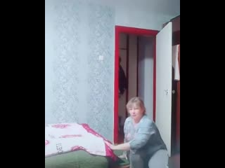 Котик в шоке)