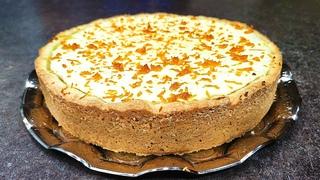 И торта НЕ НАДО! Ешь ЕГО и плачешь от ВОСТОРГА! Нашла самый вкусный рецепт Творожного ПИРОГА!