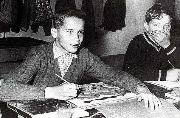 Арнольд Шварцнегер: Мой друг любил целовать свою руку