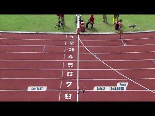 Singapore 2010 athletics women's 1000m qualifying
