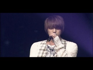 Kim (Hero) Jaejoong - It's Only My World  (live)