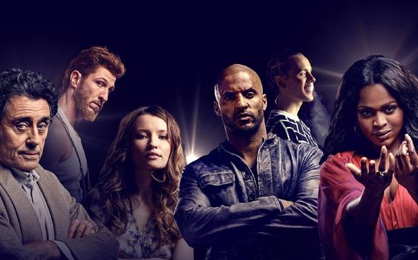Третий сезон «Американских богов» официально стартует 10 января