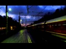 HD ЧС6-013 с поездом № 1 Красная Стрела