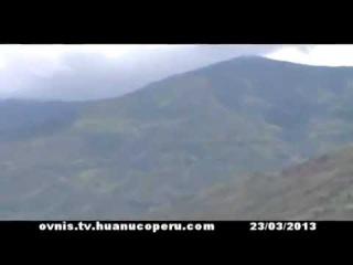 UFO SIGHTING, PERU ↑ March 23, 2013