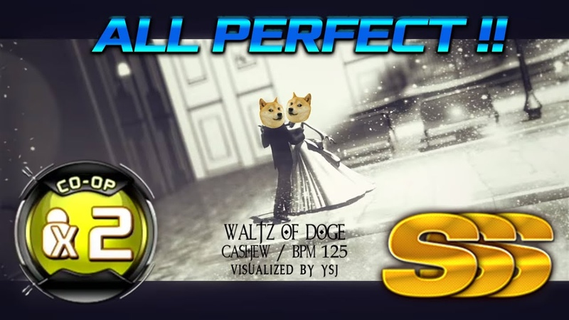 Waltz of Doge CO-OP X2 | All Perfect!! (SSS) | PUMP IT UP XX ✔