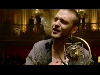 """2007 Джастин Тимберлейк """"What goes around... Comes around"""" клип"""