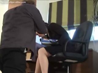 Видео Госпожи Киры!!!!!! ''Mistress Jo The Office Bitch Boss''