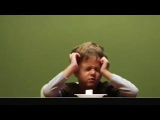 Эксперимент на детях (безобидно и смешно). Зефирный тест