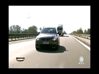 BMW M5 vs VIPER