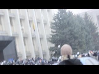 . Народное ополчение Одессы отбило атаку еврофашистов, видео 1