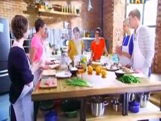 Два с половиной повара Открытая кухня Масленница 18 выпуск