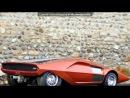 «Lancia Stratos HF Zero» под музыку Частный детектив Магнум - Soundtrack.