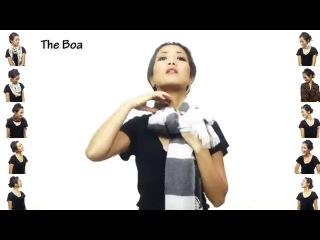 Как завязывать шейный платок (25 способов.)