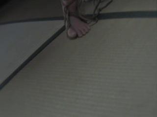 Japanese style rope bondage training 3