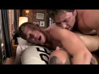 Hot Gay Guys Threeway Ass Fuck