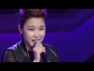 Kang Mi-Jin Vs. Lee Chan-Mee - Maria (The Voice of Korea 2012)