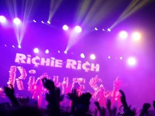 Die Antwoord Rich Bitch Park live festival 2014