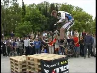 Фестиваль экстемальных видов спорта 2001 город Сочи