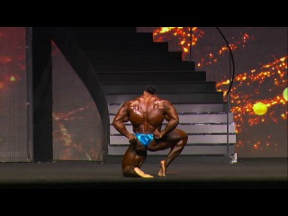 Top 10 Posing Routines- Mr. Olympia - 2nd Place - Kai Greene_HD