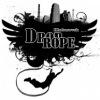 Логотип DROPROPE прыжки с веревкой / Ropejumping