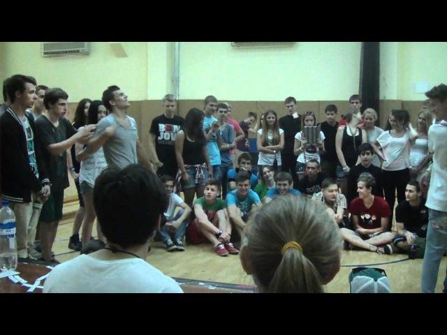 KENTUKI TFC vs VODYAHIN Believe PROFFI 1 ROUND ♠ VERTIFIGHT UKRAINE X ♠