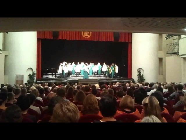University of the Visayas Chorale 07.10.2012