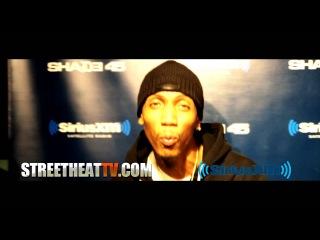"Uncle Murda ft. Diddy Bop ""No Worries"" (Freestyle) In Studio Shade 45 w/ Dj Kay Slay"