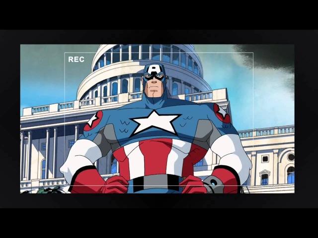 Мстители Могучие герои земли 2 сезон 12 серия JuiceTime Galaxy Media Renegade Team