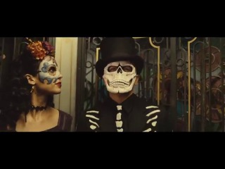 Spectre - James Bond 007 - Carnival Mexico City - 1080 HD