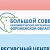 Большой Совет   Ресурсный центр НКО Воронеж