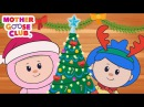 Christmas Holiday Fun | Deck the Halls | Mother Goose Club Kid Songs and Phonics Songs