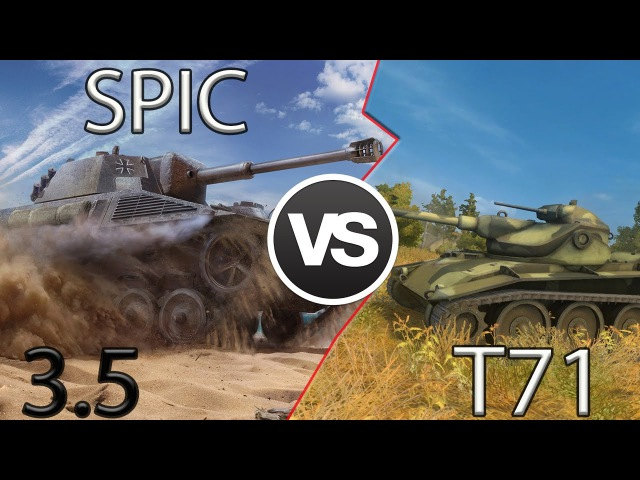 SpIc vs T71 Lets Play Обновление 3 5 смотреть онлайн без регистрации