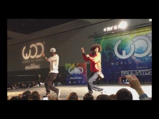 The Return of Les Twins Perfomence in World of Dance LA 2012 (HD)